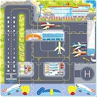 Letiště - Pěnové puzzle