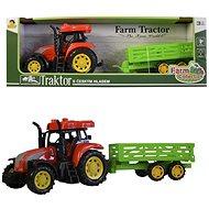 Traktor s přívěsem  - Traktor