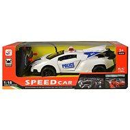 Auto policejní - speed car - RC auto na dálkové ovládání