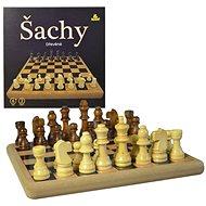 Dřevěné šachy  - Společenská hra