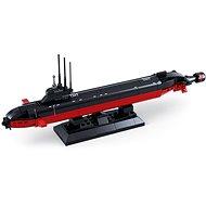 Kostky ponorka  - Stavebnice