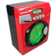 Pračka červená - Hračka