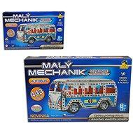 Malý mechanik - autobus - Stavebnice