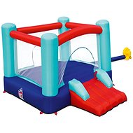 Bestway Bouncy Center with Slide - Bouncy Castle