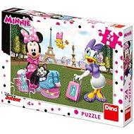 Dino Minnie in Paris 24 pieces - Puzzle