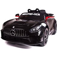 Mercedes-Benz GT4, Black - Children's electric car