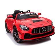 Mercedes-Benz GT4, červené - Dětské elektrické auto
