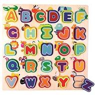 Didaktická hračka Anglická abeceda se zvířátky