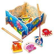 Didaktická hračka Magnetické akvárium