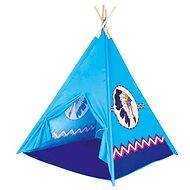 TeePee - modré - Dětský stan