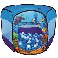 Podmořský stan s kuličkami - Dětský stan