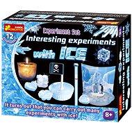 Zajímavé experimenty s ledem - Experimentální sada