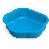 Dolu Sandbox Plastic Shells, Blue - Sandpit