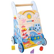 Bigjigs Baby Active Walker Sea - Baby Walker