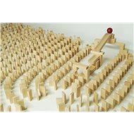 EkoToys Domino přírodní 830 ks - Domino