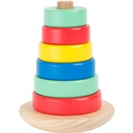 Small Foot Tower Movere - Wooden Toy