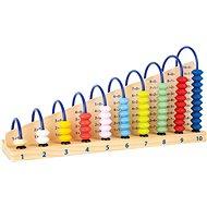 Small Foot Edukativní počítadlo sčítání - Didaktická hračka