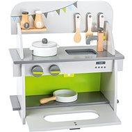Small Foot Kuchyňka Compact - Herní set