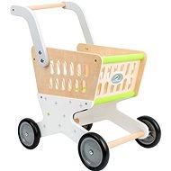 Small Foot Nákupní vozík Trend - Dřevěná hračka
