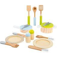 Small Foot Základní nádobí do kuchyňky - Dětské nádobí