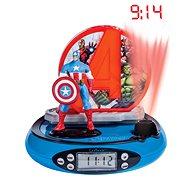 Lexibook Avengers Hodiny s projektorem - Budík