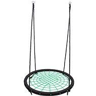 Houpací kruh sprůměr 100 cm - zelený - Houpací síť