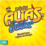 Party Alias Junior 2nd edition - Board Game