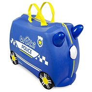 Percy Police Car - Small Carrying Case