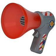 Simba Požárník Sam Megafon - Mikrofon