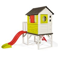 Smoby House on Pillars with Slide - Playset Accessories