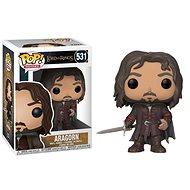 Funko Pop Movies: LOTR/Hobbit - Aragorn - Figurka