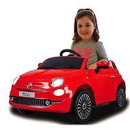 Jamara Ride-on Fiat 500 - červený