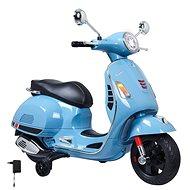Jamara Ride-on Vespa - modrá  - Dětská elektrická motorka