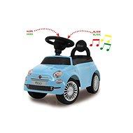 Jamara Push Car Fiat 500 - modrý - Odrážedlo