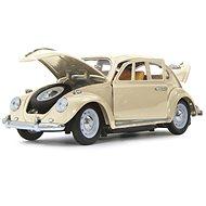 Jamara Die Část VW Beatle - krémově bílý - RC auto na dálkové ovládání