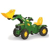 RollyToys J.Deere 6920 s nakladačem - Šlapací traktor