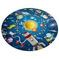 Hape Dětské puzzle - Sluneční soustava LED - Puzzle