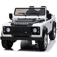 Land Rover Defender, bílé