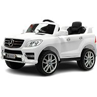 Mercedes-Benz ML350, White