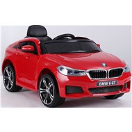 BMW 6GT, red - Children's electric car