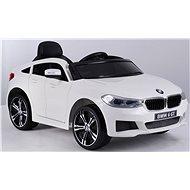 BMW 6GT, bílé - Dětské elektrické auto