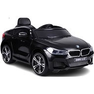 BMW 6GT, black - Children's electric car