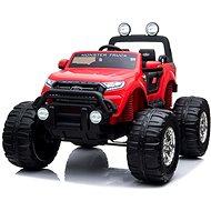 Ford Ranger Monster Truck 4X4, červené - Dětské elektrické auto
