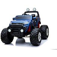 Ford Ranger Monster Truck 4X4, modré, Lakované