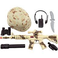 Vojenská sada - Dětská zbraň