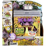 Crate Creatures Surprise Velký příšerák, vlna 1 - Interaktivní hračka