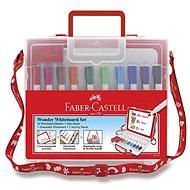 Faber-Castell Whiteboard Marker Slim, 10 colours - Marker