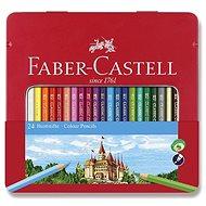 Faber-Castell, 24 colours - Coloured Pencils