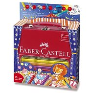 Faber-Castell Jumbo Grip, 18 colours - Coloured Pencils