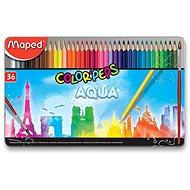 Maped Color´Peps Aqua, 36 barev - Pastelky
